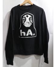 haculla(ハキュラ)の古着「スウェット」|ブラック