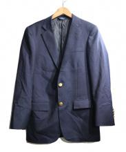 Brooks Brothers(ブルックスブラザーズ)の古着「テーラードジャケット」 ネイビー