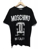MOSCHINO(モスキーノ)の古着「Tシャツ」|ブラック