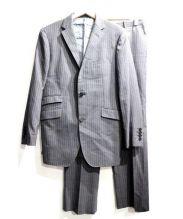 BURBERRY BLACK LABEL(バーバリーブラックレーベル)の古着「2Bスーツ」|グレー
