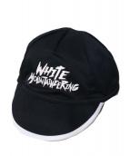 White Mountaineering(ホワイトマウンテニアリング)の古着「キャップ」
