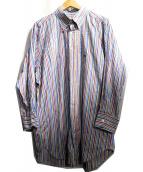 ETRO(エトロ)の古着「ストライプシャツ」