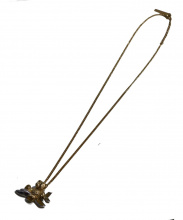 BURBERRY(バーバリー)の古着「ネックレス」|ゴールド