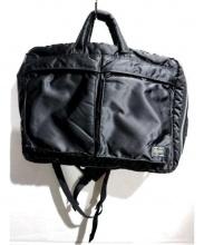 PORTER(ポーター)の古着「3WAY BRIEFCASE」|ブラック