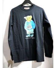 INTERBREED(インターブリード)の古着「ロングカットソー」|ブラック