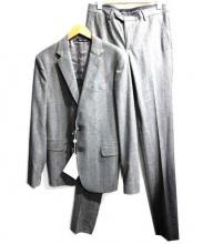 BRIAN DALES(ブライアンデールズ)の古着「セットアップスーツ」|グレー