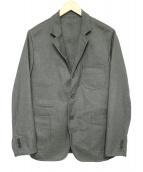 BKT by BROOKLYN TAILORS(ビーケーティーバイブルックリンテイラーズ)の古着「セットアップスーツ」|グレー