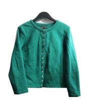 agnes b(アニエスベー)の古着「プレッションカーデ」
