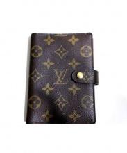 LOUIS VUITTON(ルイ・ヴィトン)の古着「手帳カバー」|ブラウン