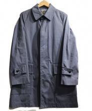 NIGEL CABOURN(ナイジェルケーボン)の古着「ステンカラーコート」|ネイビー