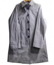 ETRO(エトロ)の古着「コート」|ブルー