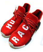 Pharrell Williams x adidas(ファレル・ウィリアムス×アディダス)の古着「NMD Hu Trail Holi」|レッド