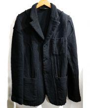 CDG HOMME PLUS(コムデギャルソンプリュス)の古着「ウールジャケット」|ブラック