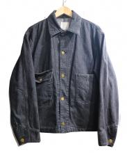 BEAMS(ビームス)の古着「カバーオール」|ブラック
