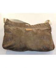 Hender Scheme(エンダースキーマ)の古着「waist belt bag wide」|ブラウン