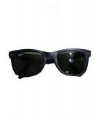 RAY-BAN(レイバン)の古着「WAYFARER FOLDING CLASSIC」|ブラック