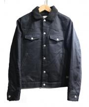 CRIMIE(クライミー)の古着「BOBBY 2 BOA JACKET」 ブラック