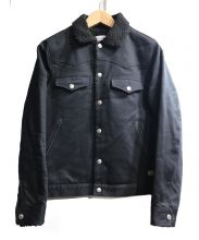 CRIMIE(クライミー)の古着「BOBBY 2 BOA JACKET」|ブラック