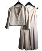 ANAYI(アナイ)の古着「ジャケット・ワンピースセット」