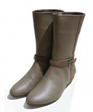 asics(アシックス)の古着「walking ブーツ Pedala」|ブラウン
