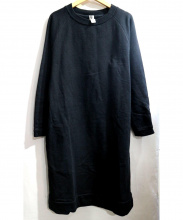 MHL.(エムエイチエル)の古着「スウェットワンピース」