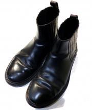 BALENCIAGA(バレンシアガ)の古着「チェルシーサイドゴアブーツ」|ブラック