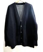 whiteland Blackburn(ホワイトランドブラックバーン)の古着「DoubleJacquard」|ブラック