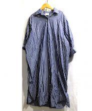 yuni(ユニ)の古着「シャツワンピース」