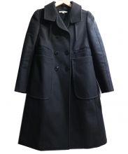 CARVEN(カルヴェン)の古着「メルトンコート」