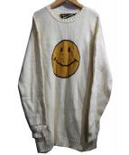 JACKSON MATISSE(ジャクソン マティス)の古着「スマイルセーター」