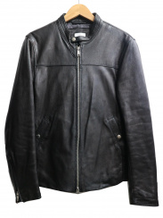 BEAUTY&YOUTH(ビューティアンドユース)の古着「Padded Goatskin Biker Jacket」