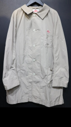 DANTON×BEAMS(ダントン×ビームス)の古着「ステンカラーコート」