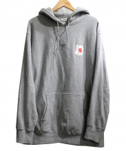 UNDEFEATED(アンディフィーテッド)の古着「RISING SUN ICON PULLOVER HOOD」