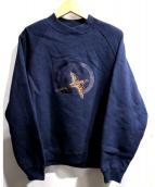 OLD GUCCI(オールドグッチ)の古着「刺繍スウェット」