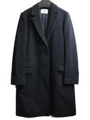 FRAMeWORK(フレームワーク)の古着「W/Nyビーバーチェスターコート」