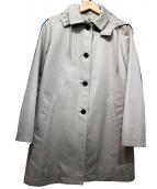 A.P.C.(アーペーセー)の古着「ライナー付ステンカラーコート」