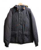 Mt. Rainier Design(マウントレイニアデザイン)の古着「ジャケット」 ネイビー