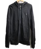 Calvin Klein(カルバンクライン)の古着「MODULAR HOODED JACKET」