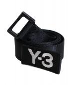 Y-3(ワイスリー)の古着「ベルト」