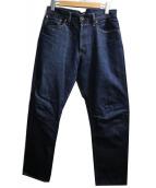 BRU NA BOINNE(ブルーナボイン)の古着「フェリシンデニムパンツ」