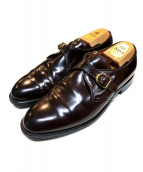 ALDEN(オールデン)の古着「Cordovan Monk Strap Oxford」
