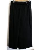 Modify(モディファイ)の古着「巻きスカート風フレアワイドパンツ」