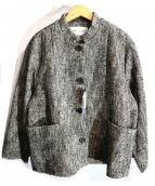 bulle de savon(ビュルデサボン)の古着「ウールジャケット」