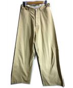 YOUNG & OLSEN The DRYGOODS STORE(ヤングアンドオルセン)の古着「YOUNG NAVAL TROUSER」