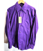 CDG HOMME PLUS(コムデギャルソンオムプリュス)の古着「カラーシャツ」