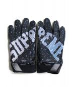 SUPREME×NIKE(シュプリーム × ナイキ)の古着「Vapor Jet 4.0 Football Gloves」|ブラック