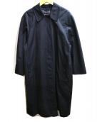 Burberrys(バーバリーズ)の古着「裏チェックステンカラーコート」