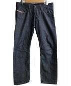 DIESEL(ディーゼル)の古着「BELTHER 0088Z」|インディゴ