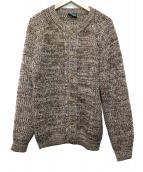 Dulyn Knitwear(デュリンニットウェア)の古着「ニットカーディガン」
