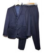 THE SUIT COMPANY(ザスーツカンパニー)の古着「セットアップスーツ」|ネイビー